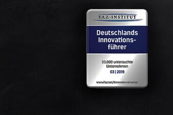 Almanya'nın 2019<br />inovasyon liderleri